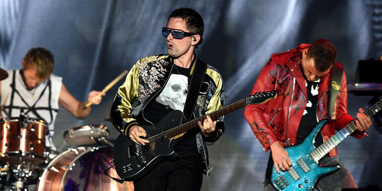 Matt Bellamy of Muse Says Rock Bands Have 'One Foot in the Past'