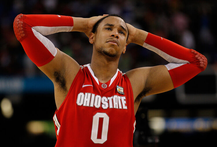 Jared Sullinger didn't get a Senior Night, but he should have...as a sophomore