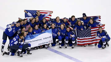 2018 Winter Olympics - Team USA Wins First Women's Ice Hockey Olympic Gold Medal In 20 Years