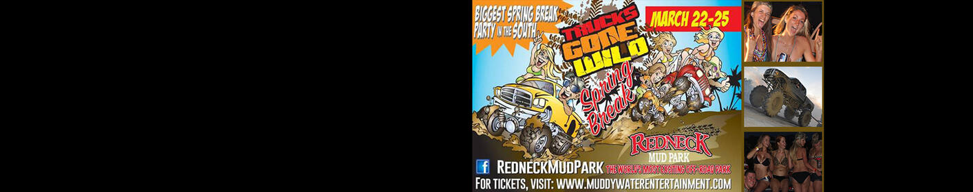 WIN: Redneck Mud Park
