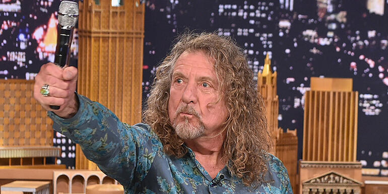 "Robert Plant Says ""A Cork Will Pop"" on Led Zeppelin 50th Anniversary"