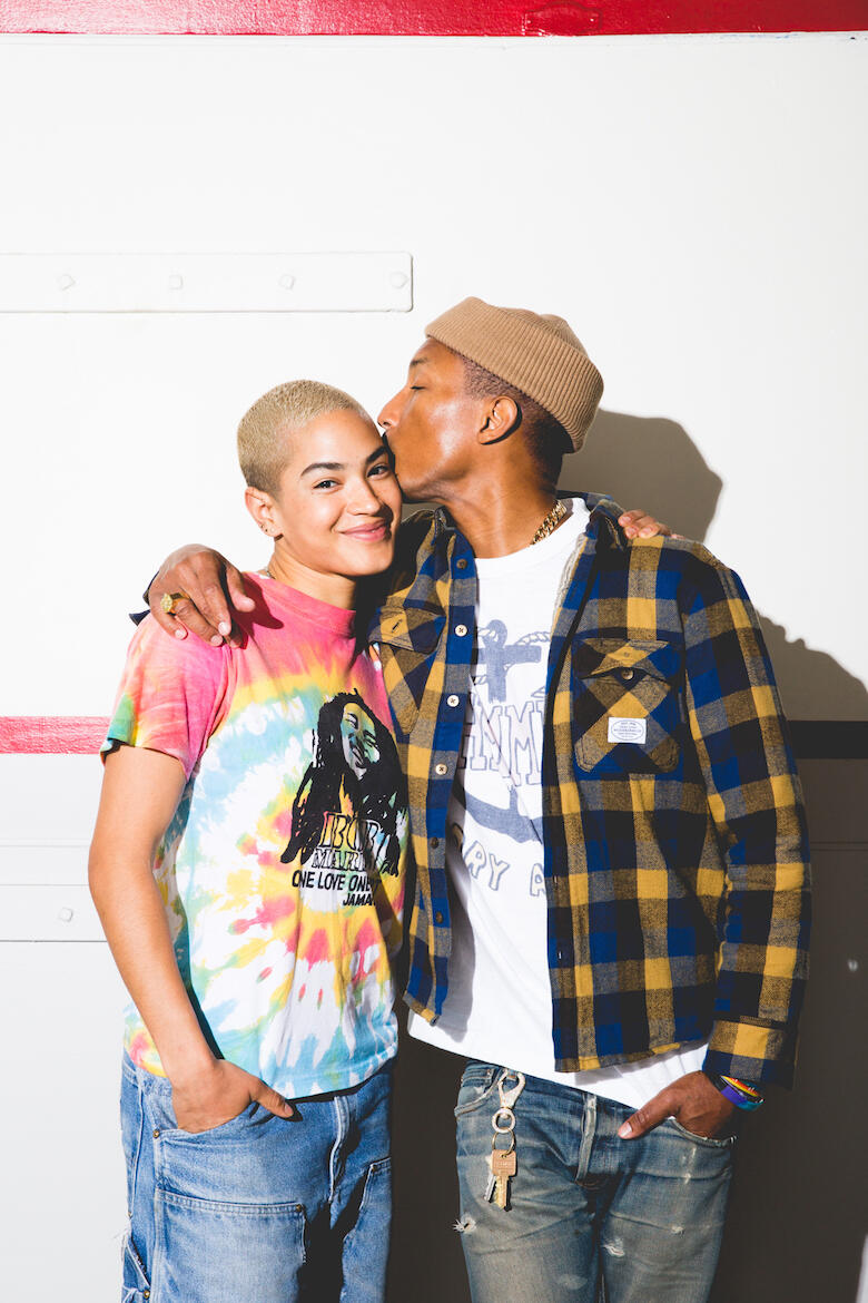 Pharrell Williams, Mette Towley