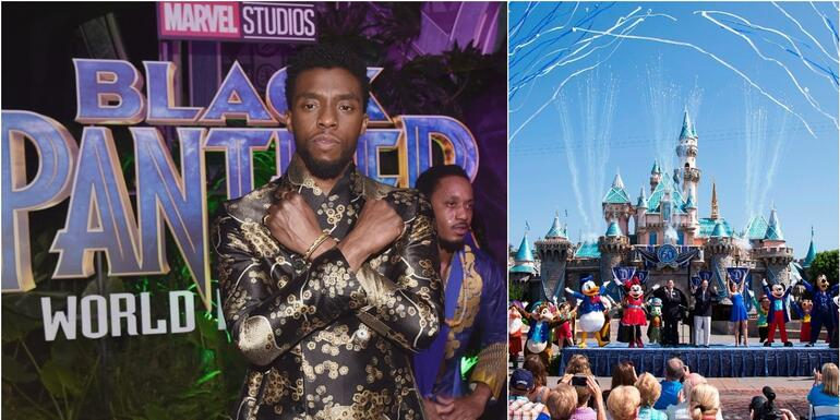 You Can Now Meet Black Panther At Disney California Adventure Park!