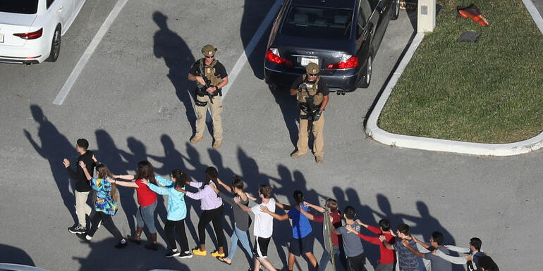 Sheriff: Armed Officer At School Never Entered Building During Shooting