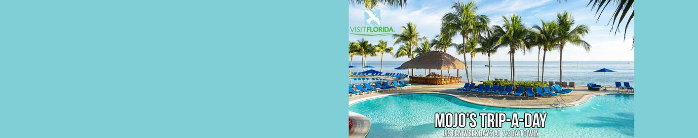 Warm up with Captiva Florida with Mojo's Trip a Day