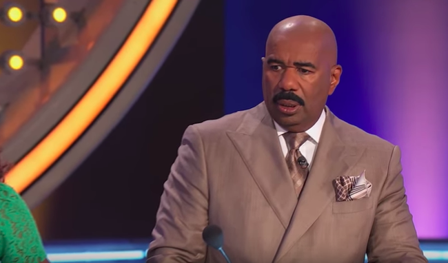 Contestant's Family Feud Answer Offends Steve Harvey | El Patron