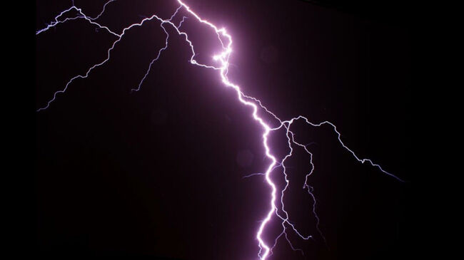 Lightning GettyImages-562822885