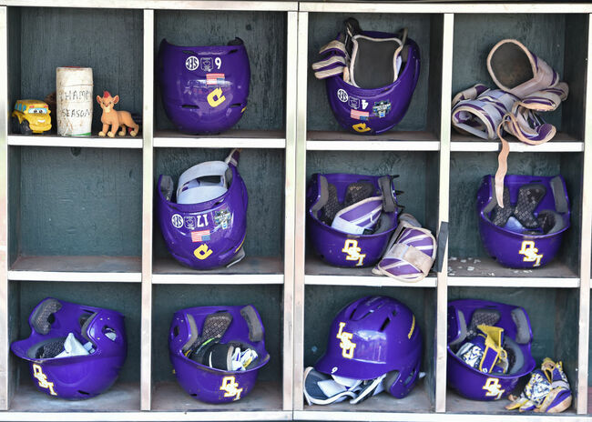 LSU Baseball Getty Images