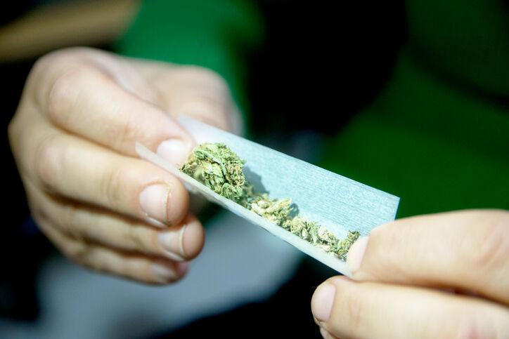 Marijuana GettyImages-860643214