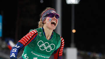 None - Jessie Diggins Will Carry The American Flag During Closing Ceremony