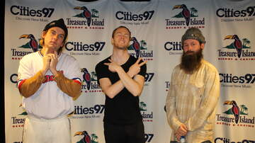 Studio C KTCZ-FM - PHOTOS: Judah & The Lion in Studio C - M&G