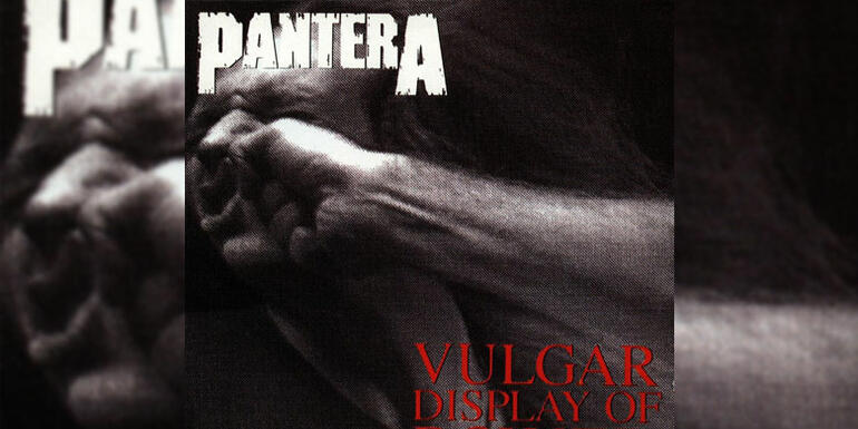 20 Things You Might Not Know About Pantera's 'Vulgar Display of Power'