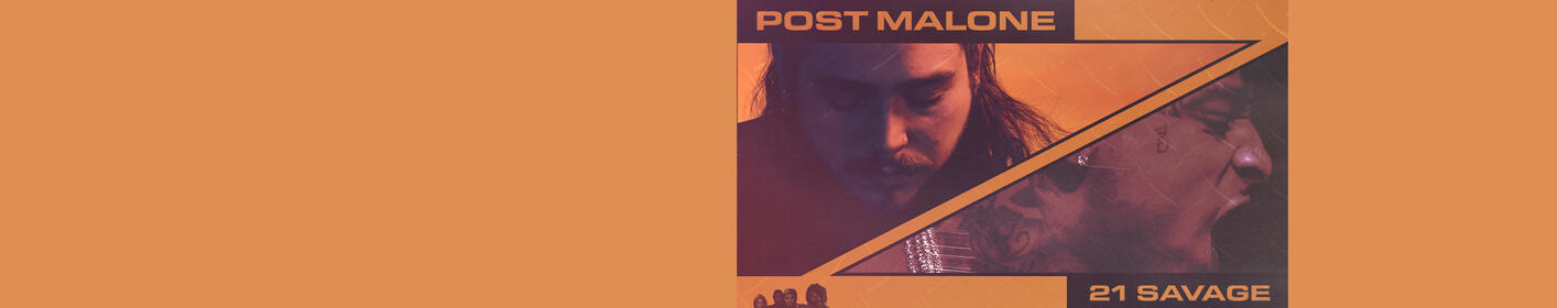 Listen All Weekend To Win Tickets To See Post Malone at Austin360 Amphitheater!