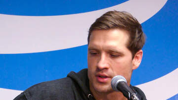 FM106.1 AT&T Access Granted Lounge - Walker Hayes Lounge Visit 2-23-2018