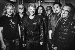 Bon Jovi Named iHeartRadio Icon Award Recipient, Celebrates 35 Year Career