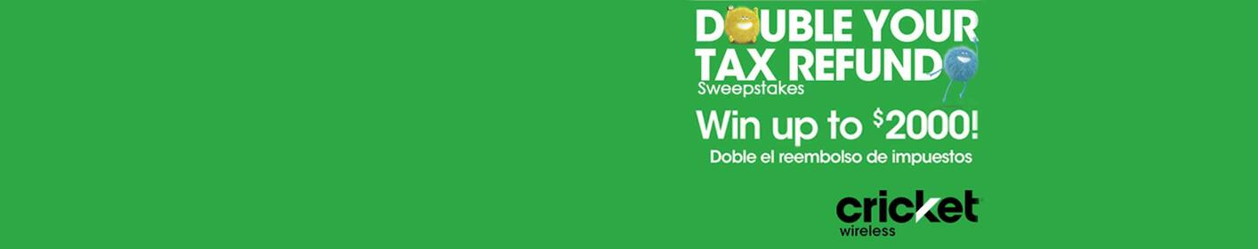 Double Your Tax...Details HERE!