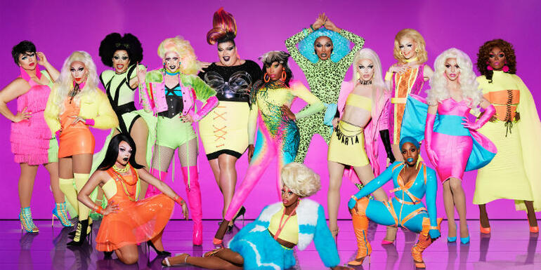 Meet All The Glorious Queens Of 'RuPaul's Drag Race' Season 10