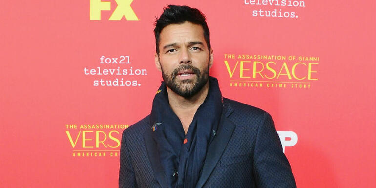 Ricky Martin Has Some Thoughts About Normalizing Open Relationships