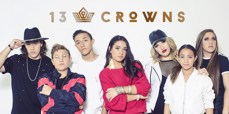 Meet 13 Crowns, The Next Generation Sibling Band You Need To Know