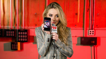 iheartradio-lifestyle - Sabrina Carpenter Goes Through Her Personal Camera Roll (VIDEO) | EXCLUSIVE