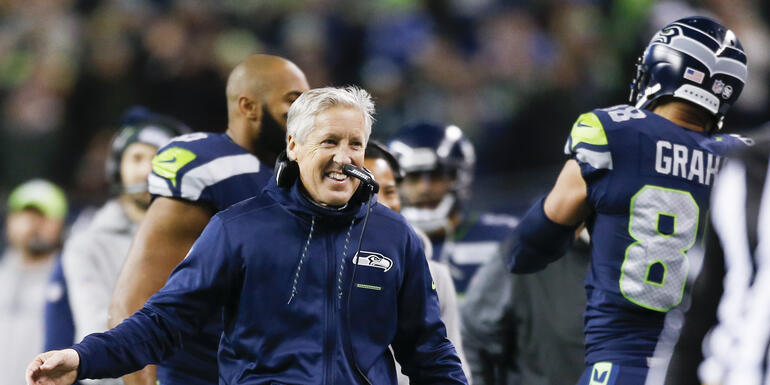 Seahawks finalize changes to coaching staff