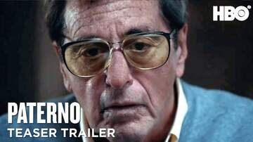 Troy Lee - 'Paterno' Trailer Released by HBO