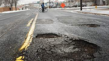 Houston's Morning News - PHOTO: How To Let Now Only A City, But The World, Know About Potholes