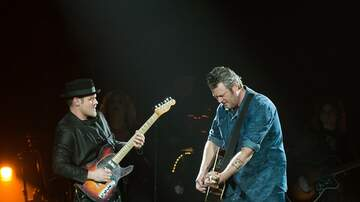 What's New At WLLR - ICYMI: Blake Shelton At The TaxSlayer Center