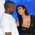 Kim Kardashian and Kanye West Are Starring on Family Feud