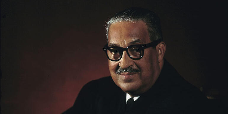 Eight Quotes From Thurgood Marshall That Are Still Relevant Today