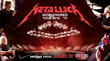 None - The Edge Presents: METALLICA WorldWired