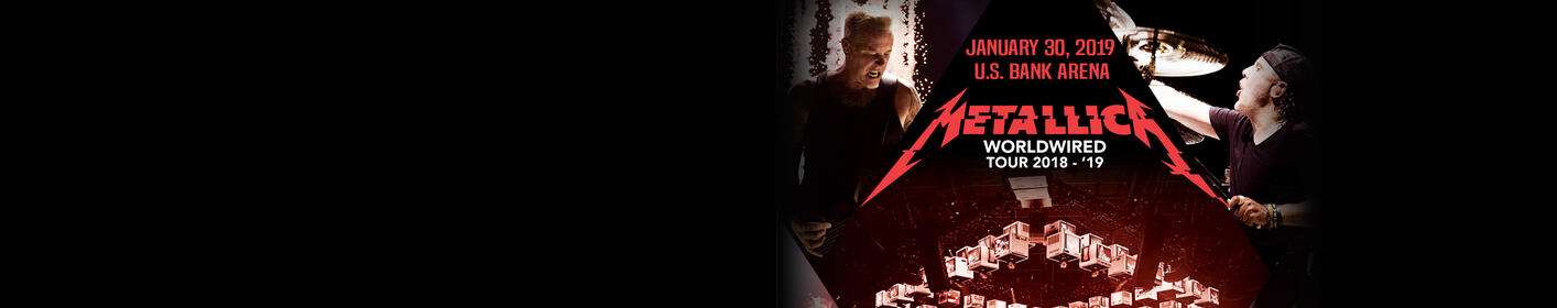 Enter to Win Tickets to See Metallica