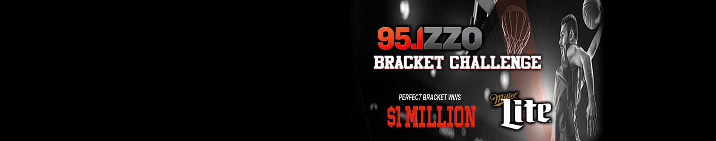 WATCH YOUR BRACKET, see how you do! Compare with the leaderboard! WIN PRIZES - Perfect bracket wins A MILLION!