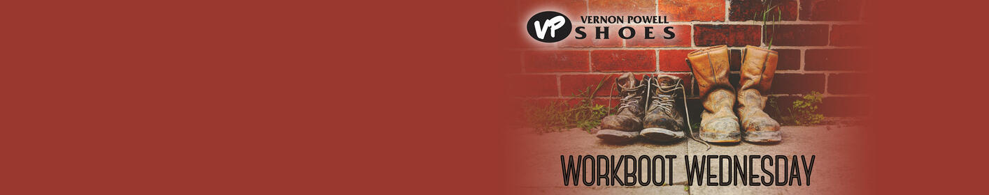 Win a New Pair of Work Boots From VP Shoes