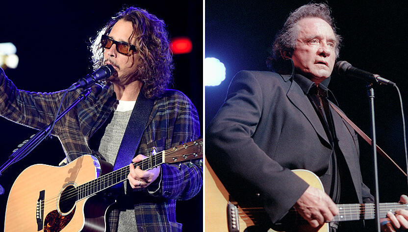 "Listen to Chris Cornell Sing Johnny Cash's ""You Never Knew My Mind"""