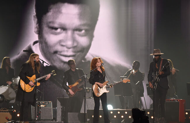 B.B. King Grammy Tribute