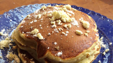 Alz Food Blog - It's National Pancake Day! Make Your Own!