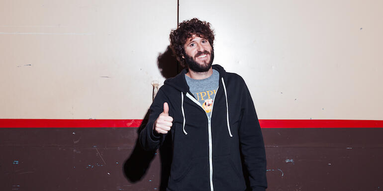 Lil Dicky Goes Through His Personal Camera Roll (VIDEO) | EXCLUSIVE