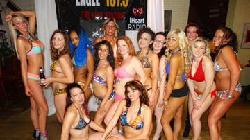 Ring Girl Contest - PHOTOS: 2016 Ring Girl Contest - First Round