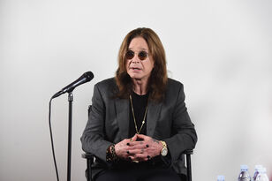 Ozzy Osbourne Reveals Why He Used To Wear Sharon's Clothes