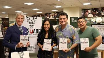 Photos - Scott Hogle's Peruade Book Signing