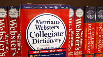 Heath West - Merriam-Webster Dictionary Has Added 533 New Words