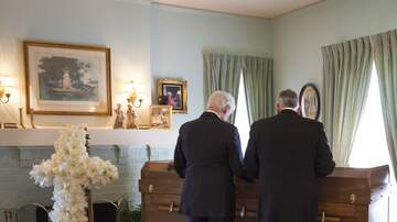 None - PHOTOS: Former Presidents Pay Respects to Billy Graham