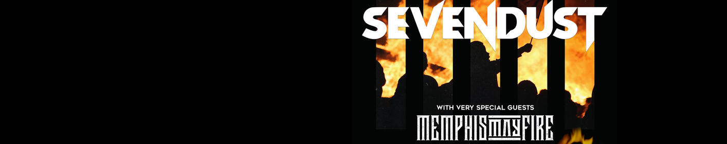 94 Rock Welcomes Sevendust To The Sunshine Theater!