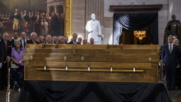 None - Rev. Billy Graham Lying in Honor at the U.S. Capitol