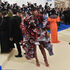 """Rihanna at the """"Rei Kawakubo/Comme des Garcons: Art Of The In-Between"""" in 2017."""