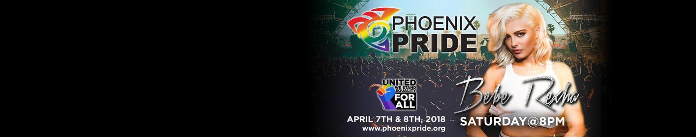 Win VIP Tickets To The 2018 Phoenix Pride Festival & Parade!