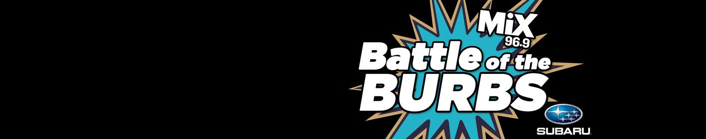 The Fab 4 Battle Of The Burbs Voting Is Open!