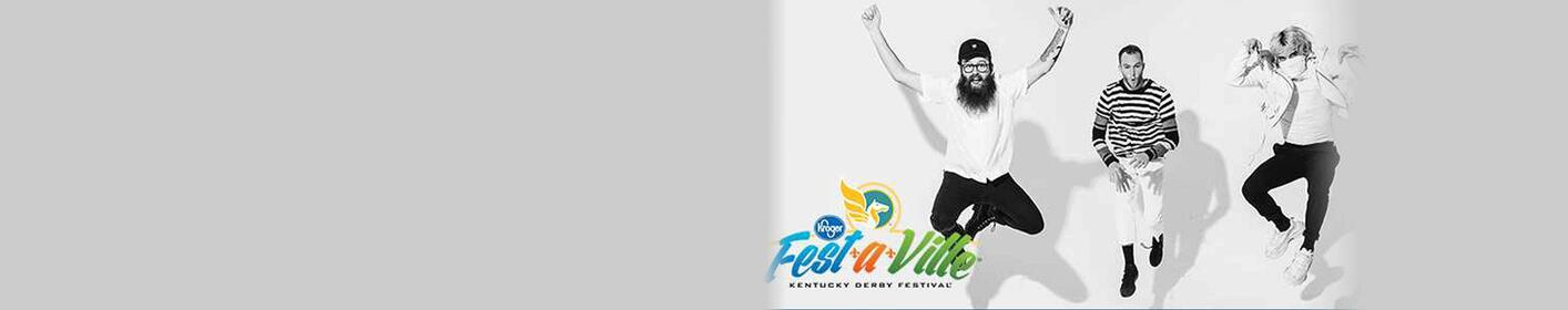 Judah & The Lion at Kentucky Derby Festival!