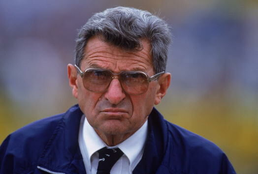 Joe Paterno - Getty Images
